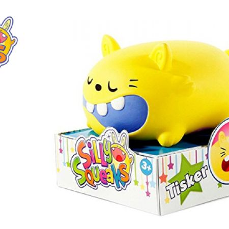Silly Squeaks Musical Pets Tisker