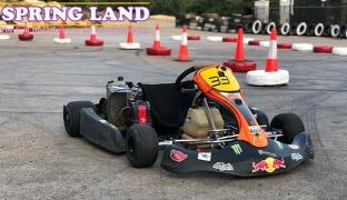20 min. Karting or ATV Rental