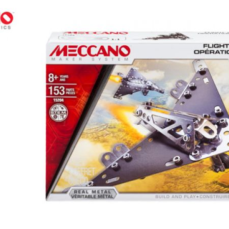 Spin Master Meccano Flight Adventure 10 Model Set