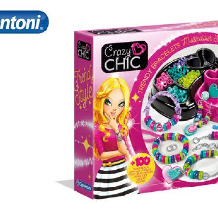 Clementoni Crazy Chic Trendy Bracelets