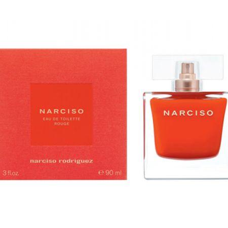 Narciso Rodriguez Rouge Eau de Toilette For Women - 50 ml