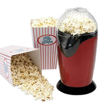 Oil Free Electric Hot Air Popcorn Maker 1200 W