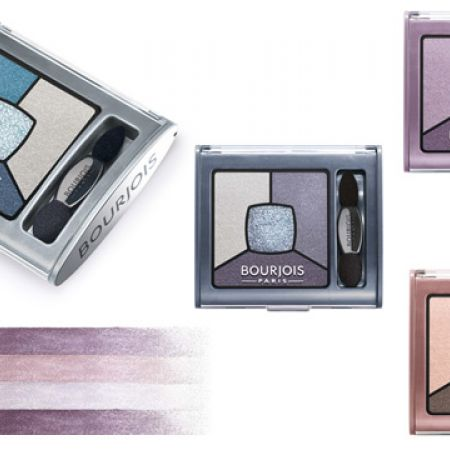 Bourjois Smoky Stories Eyeshadows 4 Colors - 05 Good Nude