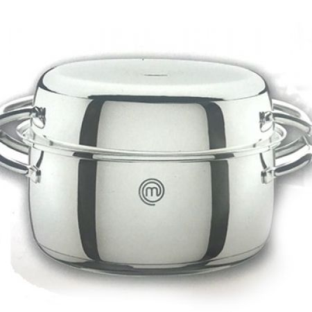 MasterChef Sharing Pan With Lid 26 cm