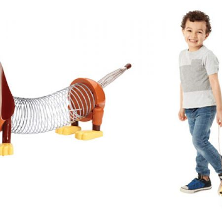 Toy Story 4 Slinky Dog