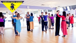 1-Month Group Dance Classes & One Private Session