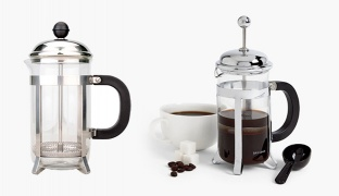 French Press Coffee Maker - 350 ml