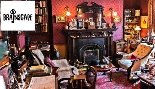 60 min. Sherlock Holmes Escape The Room Game