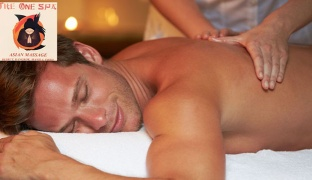 60 min. Massage With Hot Towels & Hot Stones