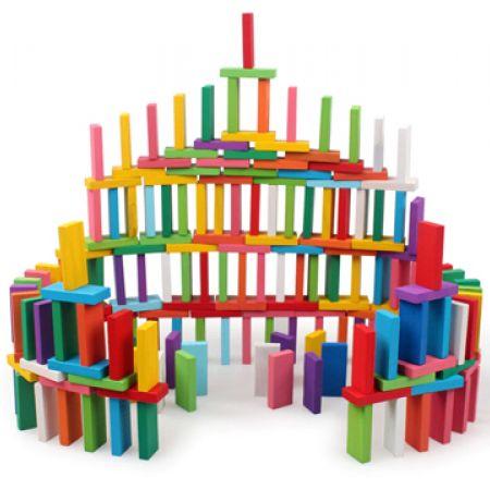 Domino Wooden Toys 100 Pcs