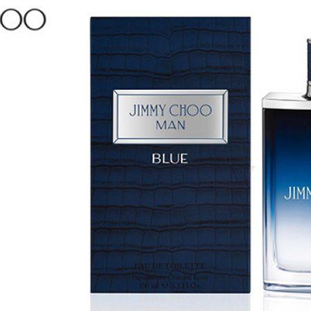 Jimmy Choo Blue Eau de Toilette For Men