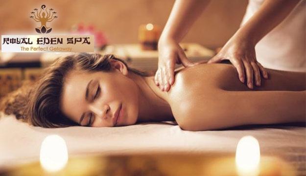 Thai or Swedish Massage Package