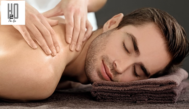 Back & Neck Massage With Jacuzzi, Sauna & Steam