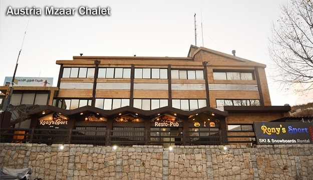 1-Night Stay For Up To 8 Persons in a Chalet With Ski Slopes