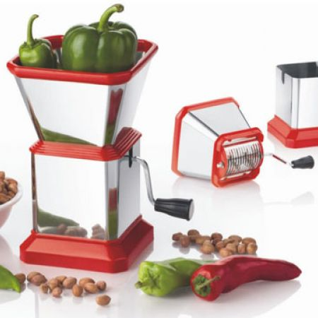 Stainless Steel Chilly Vegetables & Dry Fruits Cutter