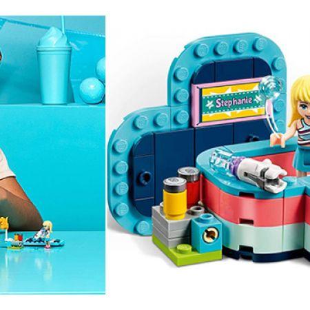 NEW LEGO FRIENDS Stephanie/'s Summer Heart Box 41386 95 Pcs